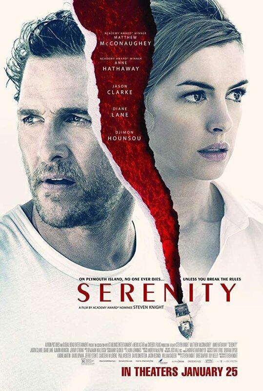 Serenity affiche
