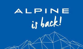 alpine is back