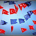 L'ue relance l'adhésion de la turquie