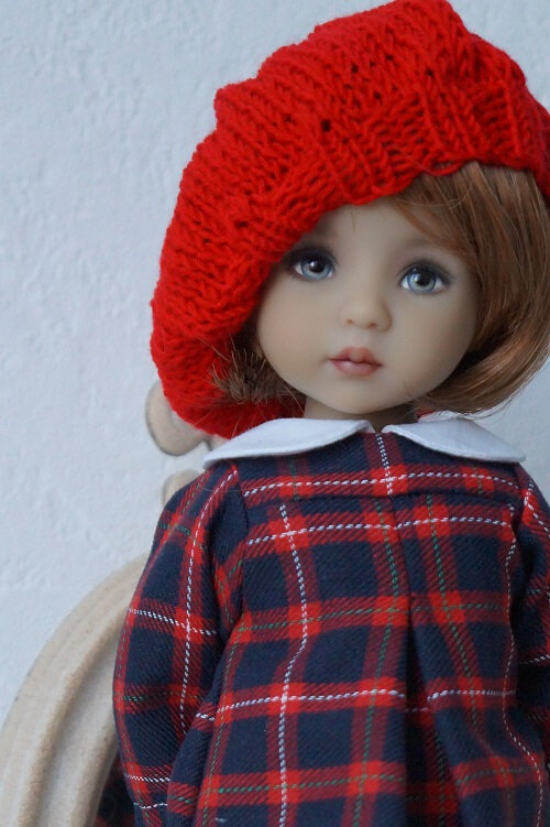 Le dressing d'Automne des Little Darling - Pauline de Lana Dobbs -