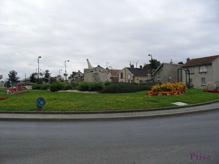 Epernay, rond point