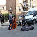 Musicians on Portobello road