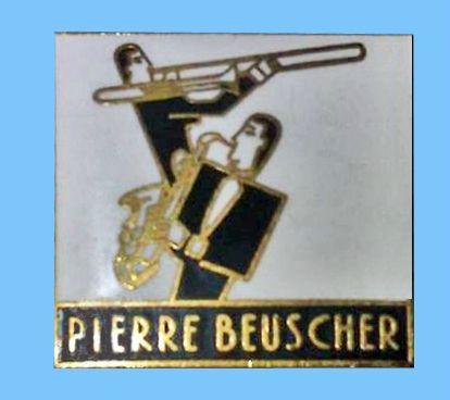 Trombone Pin's Pierre Beuscher