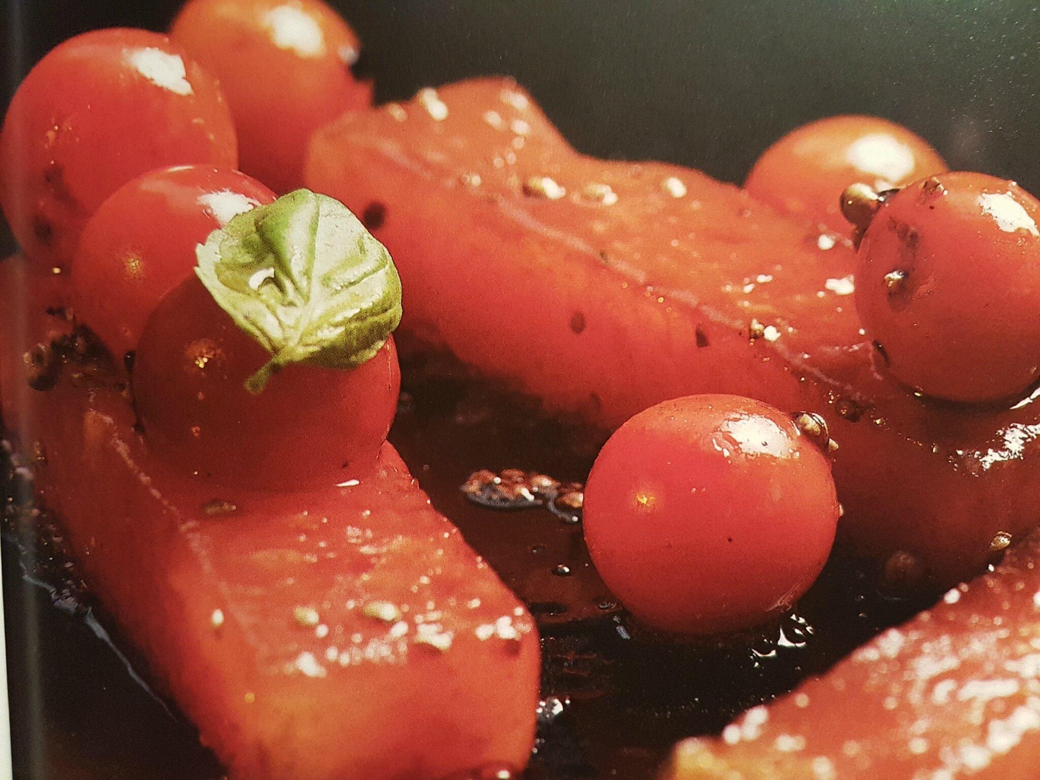 Une recette de saison ? La pastèque ......