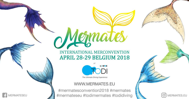 bannière mermates international merconvention 2018