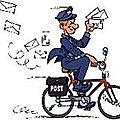 Mars : courrier envoyé