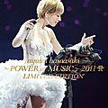 Ayumi hamasaki albums live