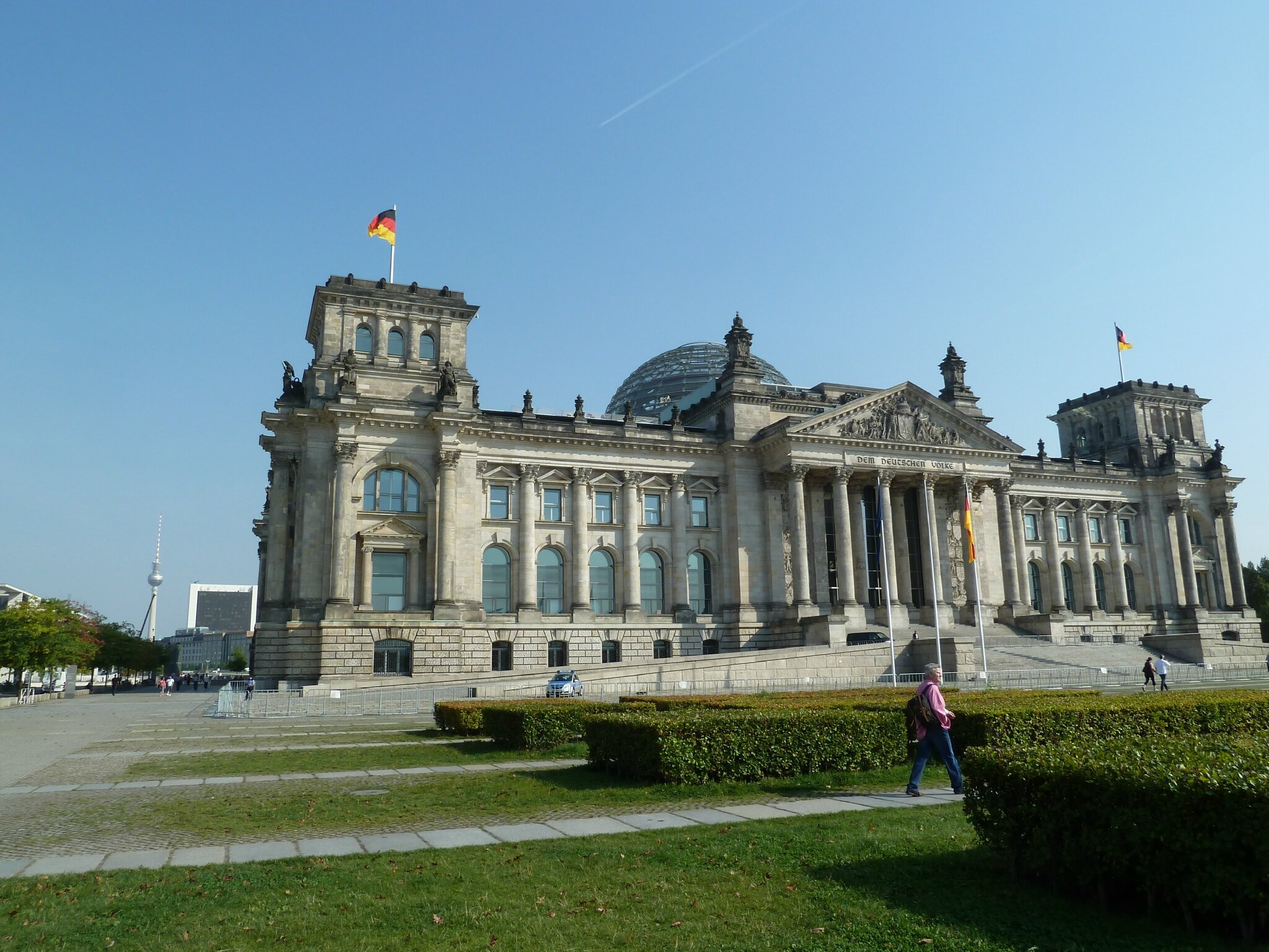 169 Le Reichstag