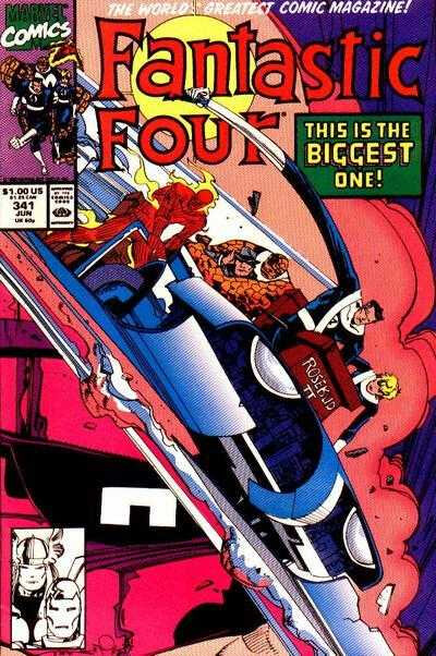 fantastic four 1961 341