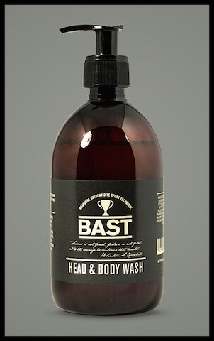 bast head and body wash