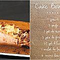 Cake bounty