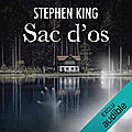 Sac d'os, de stephen king