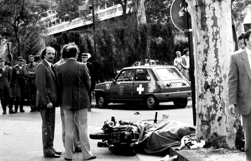 L'assassinat du juge Michel