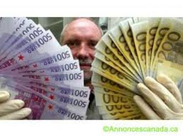 pret d'argent et investissement