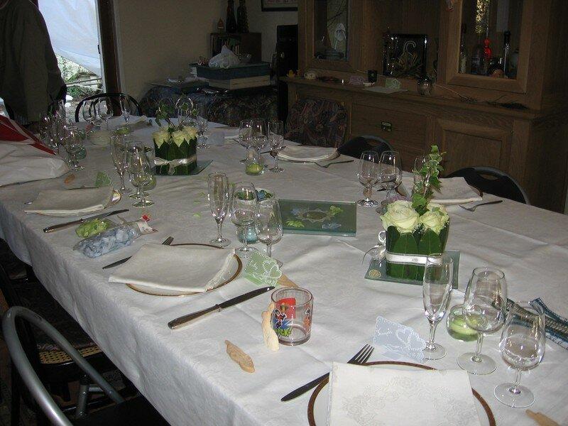 Table de fête - 1
