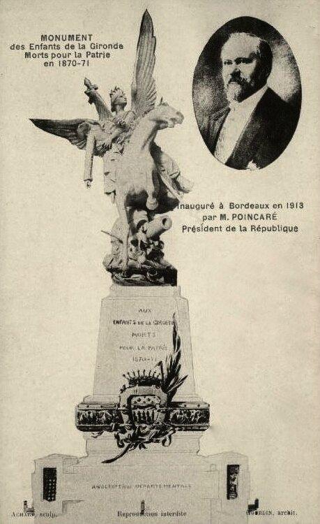 Bordeaux 1870 et 1913 (4)