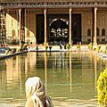 Iran-Automne en Iran (Tchehel Sotun à Ispahan)