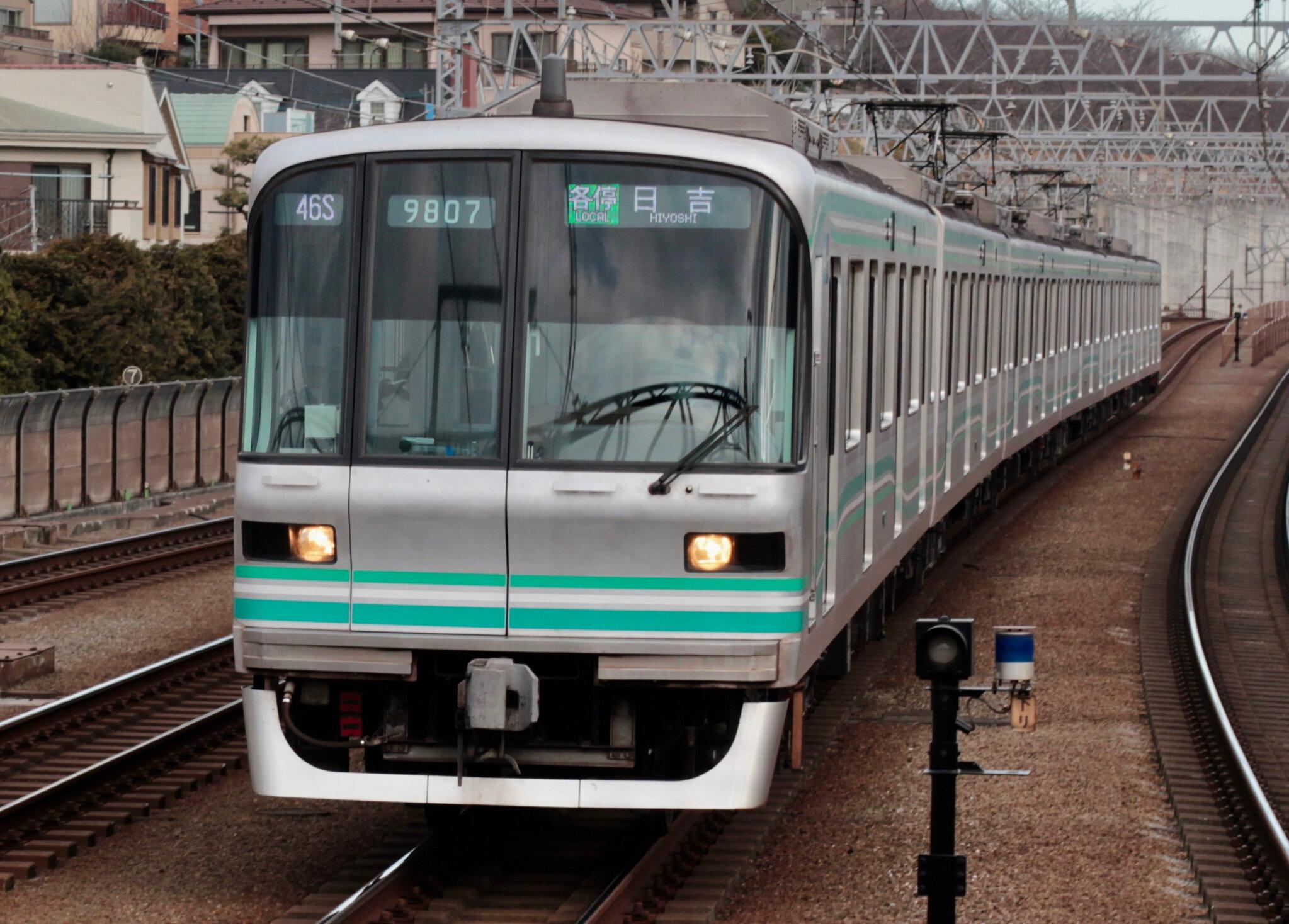 9000系 Nanboku line, Tamagawa
