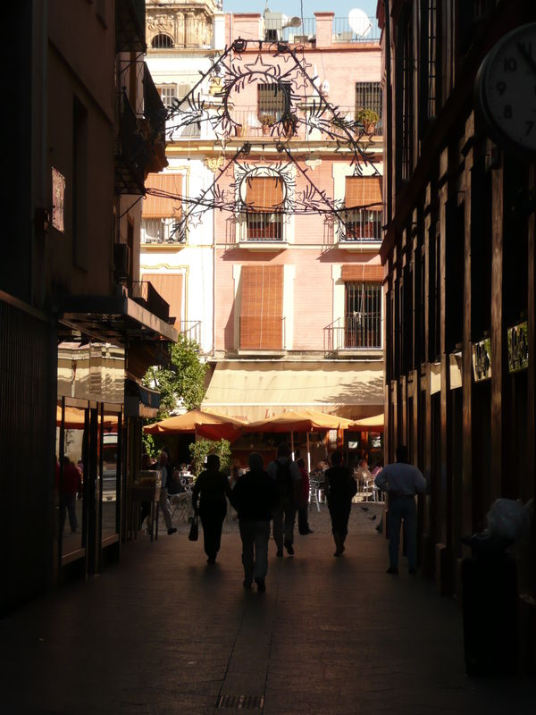 Séville, centre-ville
