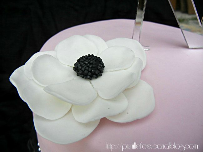 Glam Chic Cake Layer Cake Citron Framboise Recette Prunille