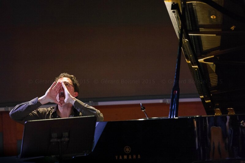 Antoine Berland (Photo de Gérard Boisnel)