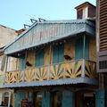 Maison typique de la ville de Basse-Terre