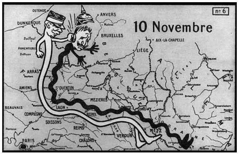 10 Nov1914 Pétain Kaiser