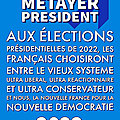 France : elections presidentielles 2022