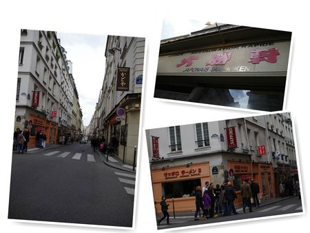 Restaurants rue sainte anne_0