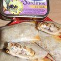 Croustillants de sardines