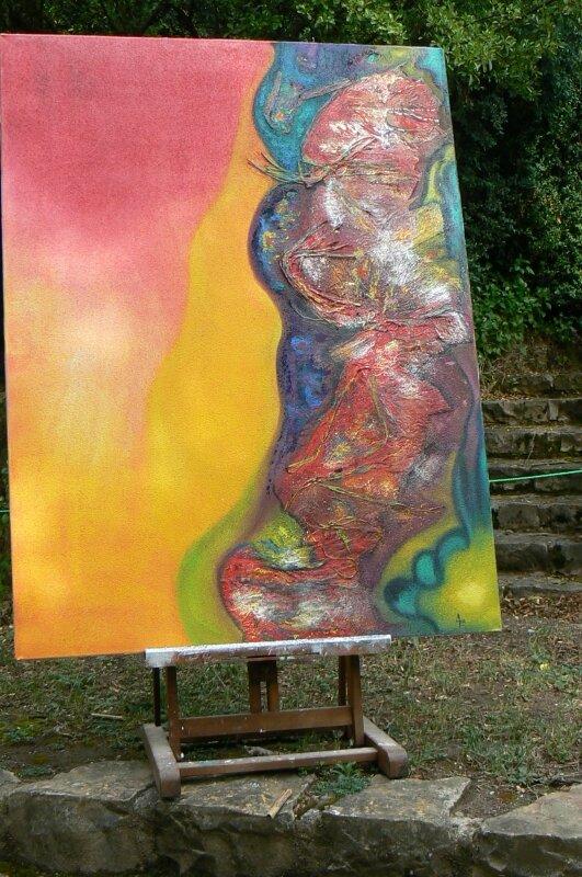 exposition du jardin à l'atelier 12 juin 2010 190