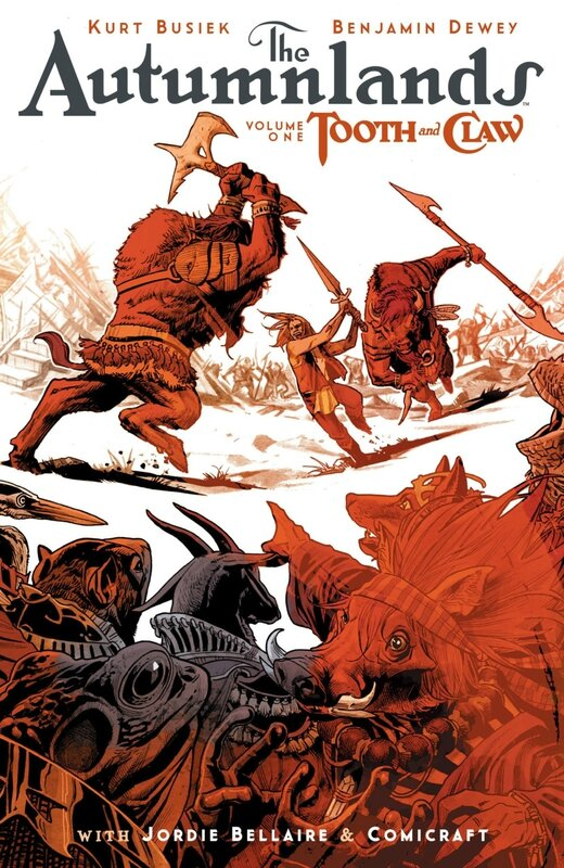 the autumnlands vol 1 tooth and claw TP