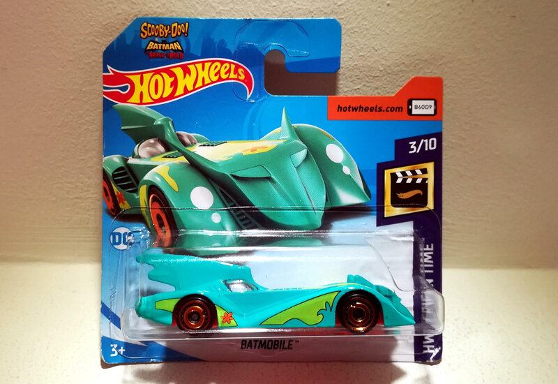 Batmobile (Hotwheels)