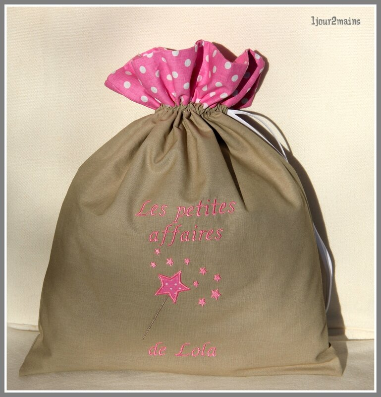 sac affaires Lola