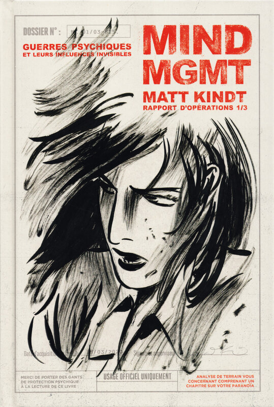 Ming Mgmt 1 Couverture