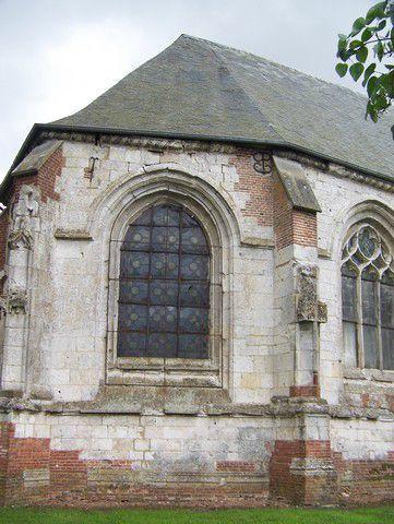 Hescamps Église St Clair (3)