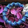 Spirale cellini bleue