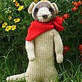 Freddie ferret - furet - debi birkin