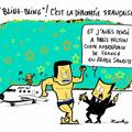Diplomatie française, mam, boris boillon et french touch
