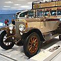 Mercedes knight 16-45 ps tourenwagen 1921