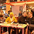 Salon du livre de paris fin