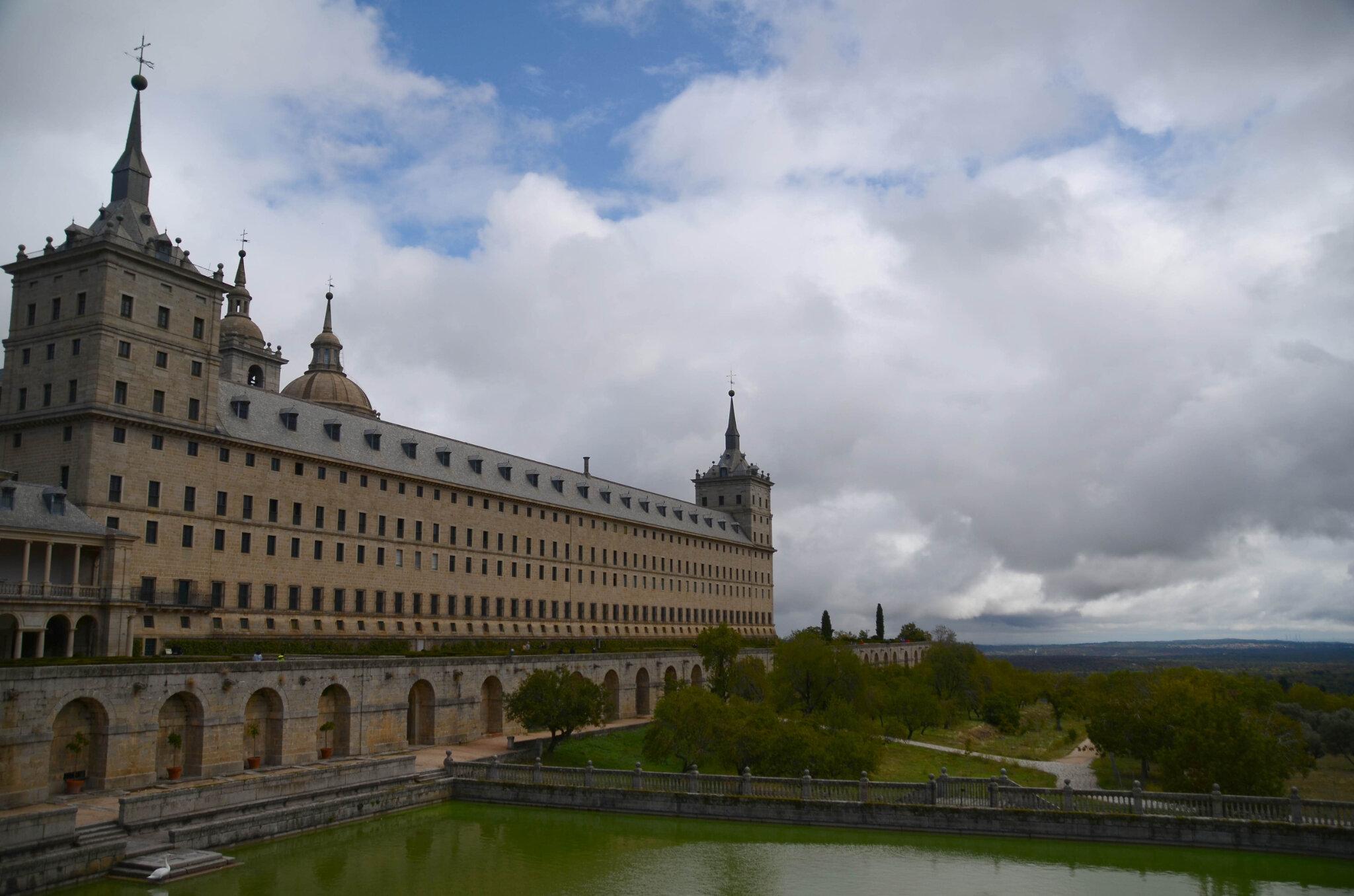 Le monastère l' Escorial