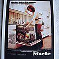Miele - publicité 1972