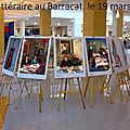 Café littéraire à Saint-Maurice, le 19 mars 2016