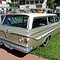 Chevrolet nomad station wagon-1961