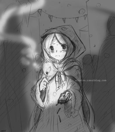 petite fille