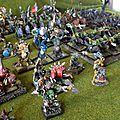 Armée orques et gobelins warhammer