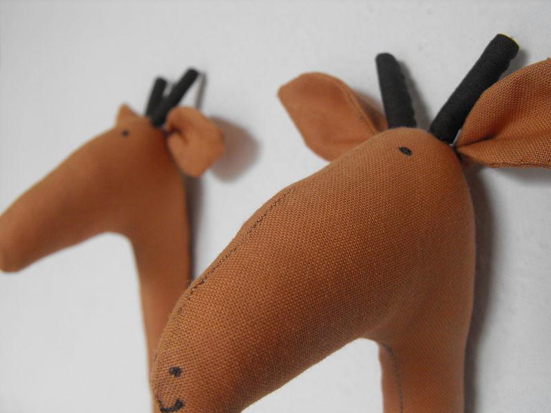 Girafes d' Anne Pia