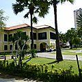 Kampong glam : l'héritage malais de singapour