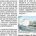 Quartier drouot - conseil municipal...